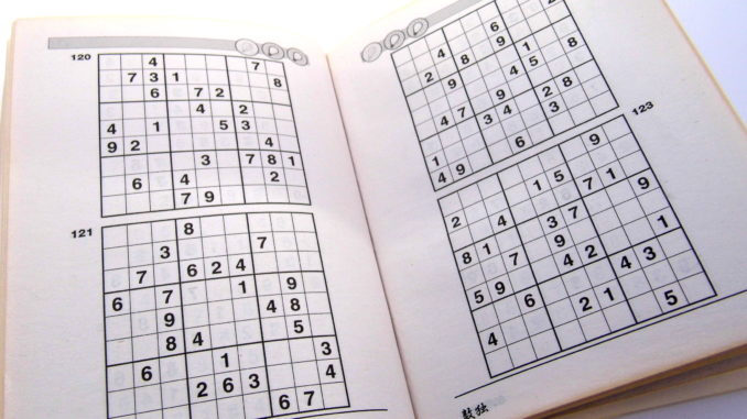 Archive Puzzles – 24 Hard Sudoku Puzzles – Books 1 to 10 – Sudoku Daddy